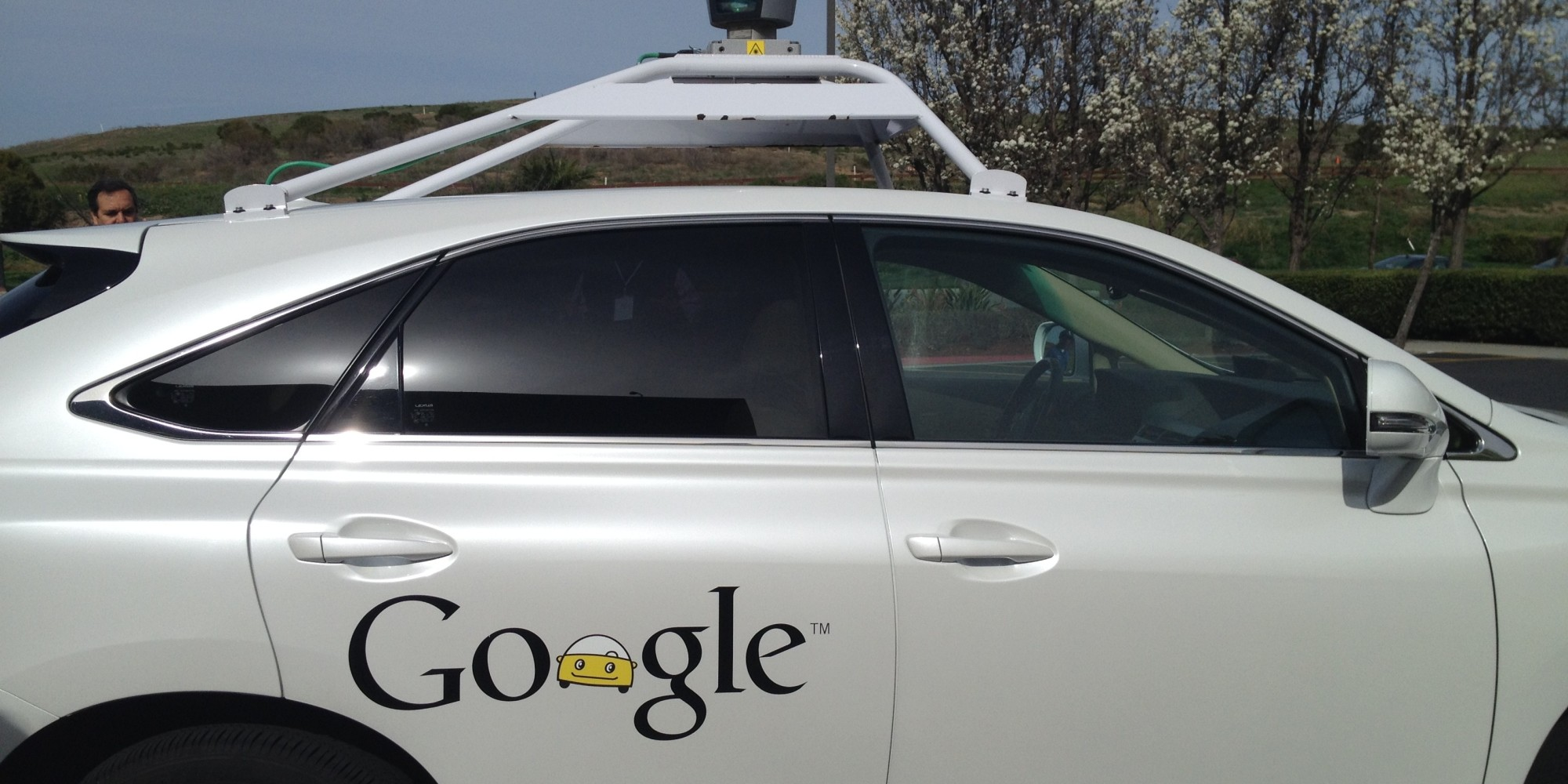 une voiture autonome de google responsable en partie d. Black Bedroom Furniture Sets. Home Design Ideas