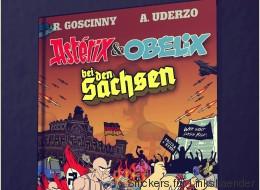 Asterix und Obelix bei den Sachsen