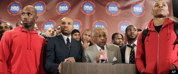 NBA LOCKOUT