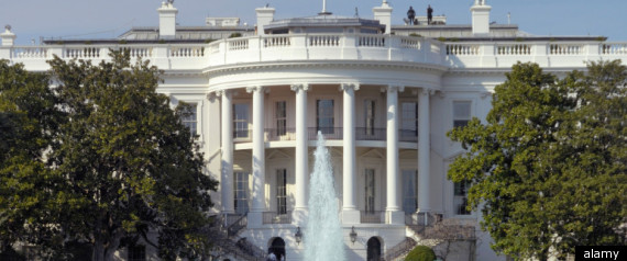 BULLET HITS WHITE HOUSE WINDOW