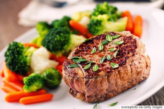 dinner plate vegetables
