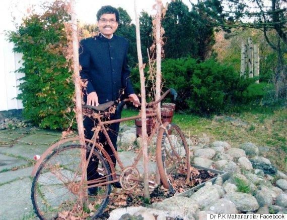 a antiga bike