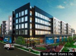 Walmart Plans 6 D.C. Store Locations