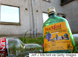 Scottish Man Threatened Shopkeeper With Axe Because The Store Didn't Sell Buckfast