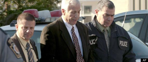 JERRY SANDUSKY POLICE