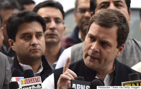 PM Modi attacks Congress with Rajiv Gandhi quotes in Lok Sabha speech