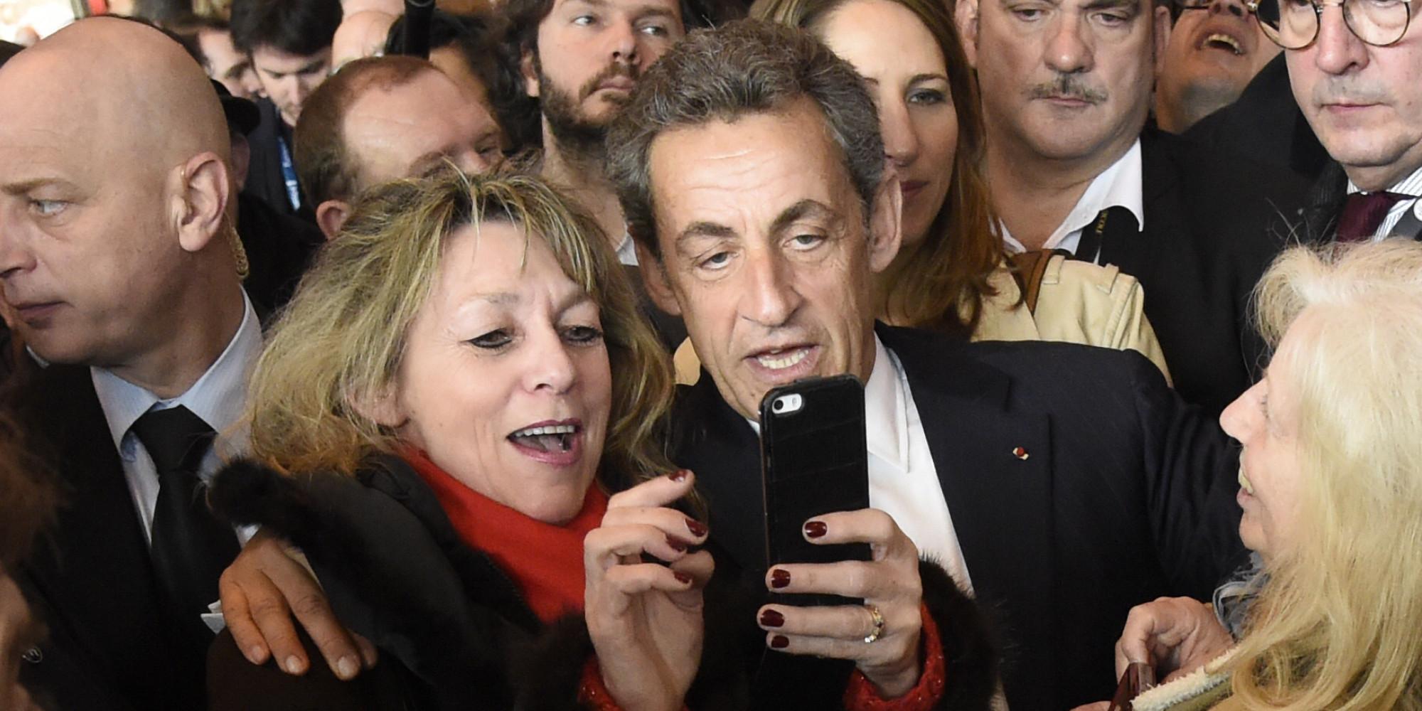 Pour nicolas sarkozy l 39 agriculture ce n 39 est pas du for Sarkozy salon agriculture