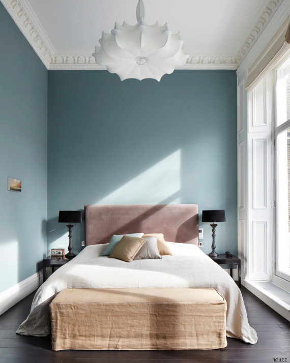 ... per rendere accogliente una camera da letto di piccole dimensioni