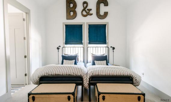 9 segreti per rendere accogliente una camera da letto di for Stanza sopra il garage