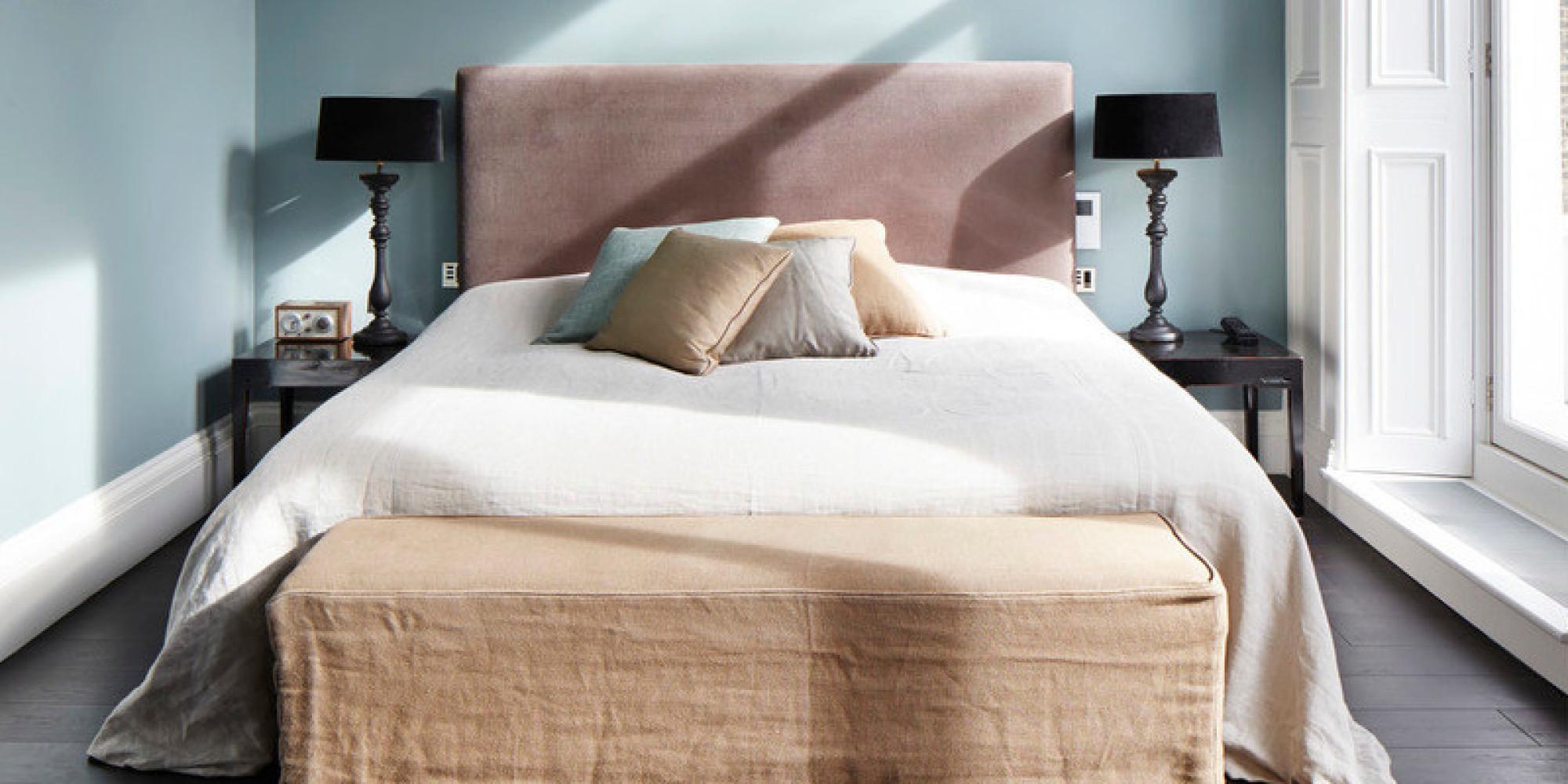 9 segreti per rendere accogliente una camera da letto di piccole dimensioni - Camera da letto piccola soluzioni ...