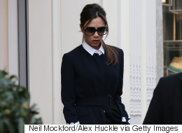 Victoria Beckham Sparks Debate About Body-Shaming Models