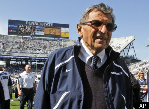 Matt Paknis Joe Paterno