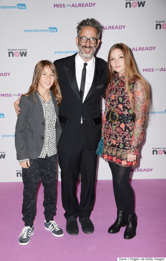 david baddiel kids