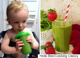 18 Green Smoothies For Kids To Celebrate St. Patrick's Day