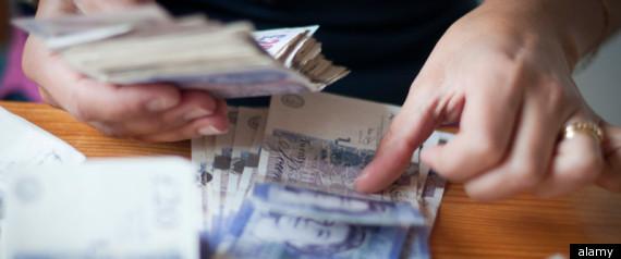 MONEY HIDDEN