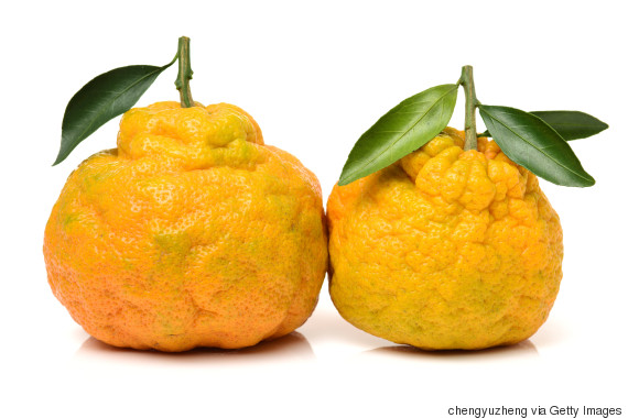 ugly fruit