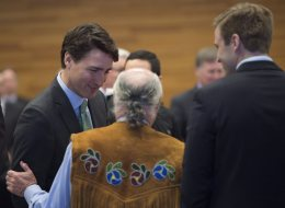 Trudeau Faces Ire Of Aboriginal Leaders At Climate Talk