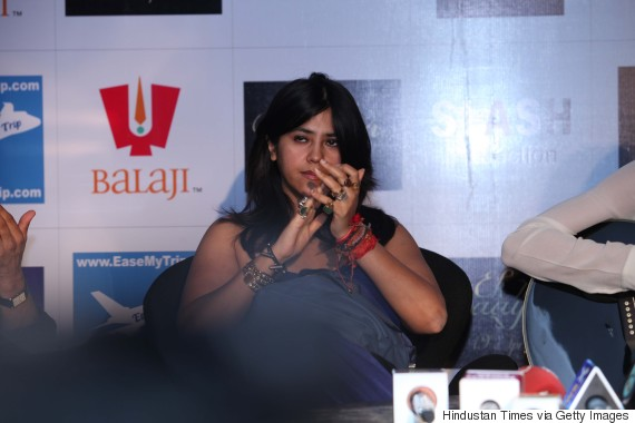 Ekta kapoor explains why hindi television will not stop for Farcical hindi