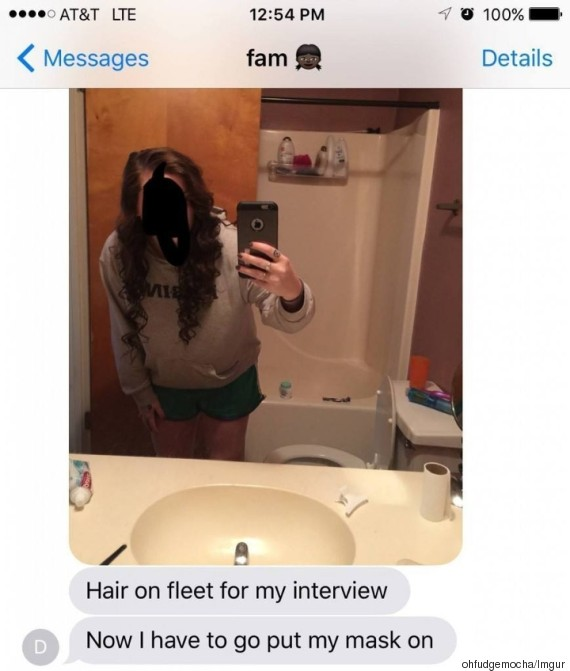 girl leaves dildos on toilet