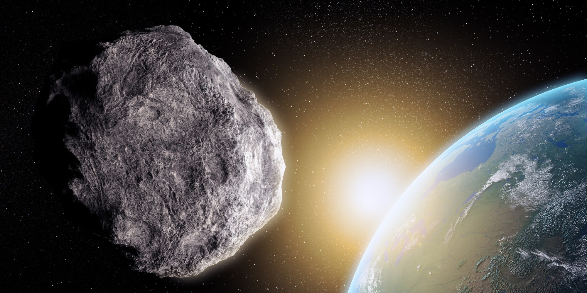 NASA: Asteroid Expected To Pass 'Close To Earth' On March ...