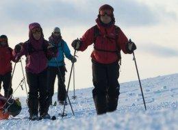 سعوديات وإماراتيات ومصريات يتنافسن للمشاركة في رحلة نسائية للحوار على القطب الشمالي