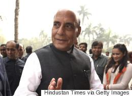Rajnath Singh Says Nothing Inflammatory In Katheria's Agra  Speech