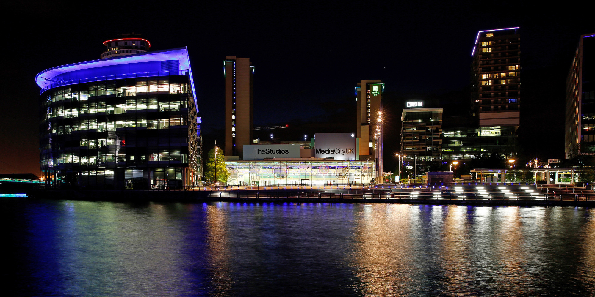 Salford Quays Swearing Ban Introduced By Manchester ...