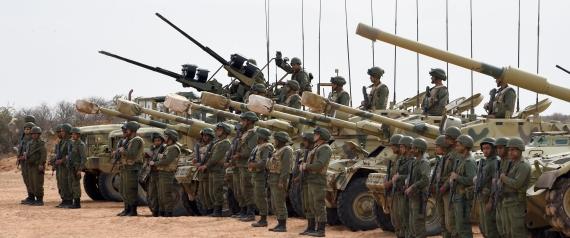 MILITARY IN LIBYA