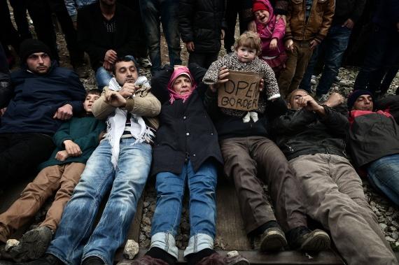 refugee serbia