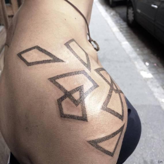 tatouage biribi