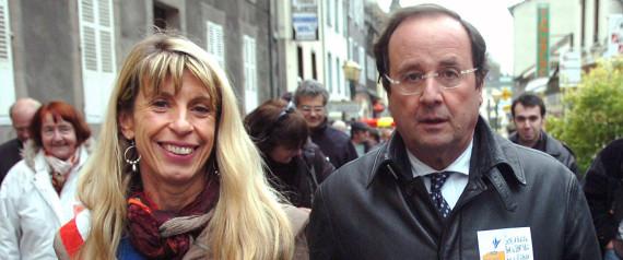 SOPHIE DESSUS FRANCOIS HOLLANDE