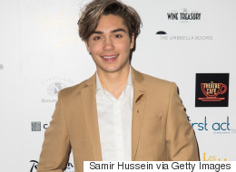 George Shelley Gets The Axe From Union J