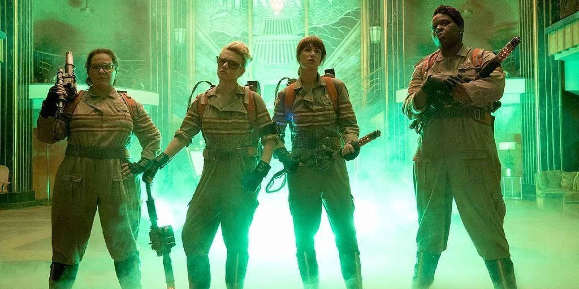 Why It's Ok to Like the New Ghostbusters