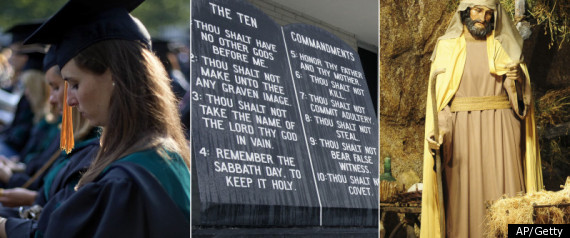 SEPARATION OF CHURCH AND STATE NEWS