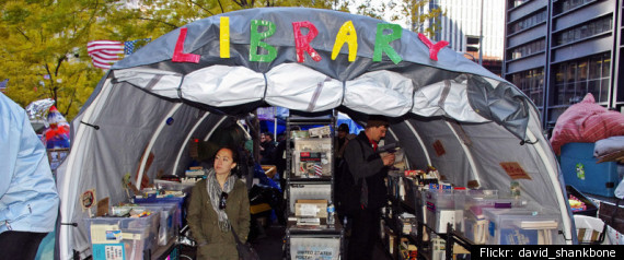 OCCUPY WALL STREET LIBRARY