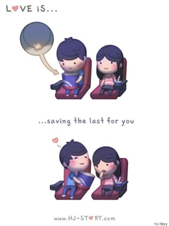 illustrations love last