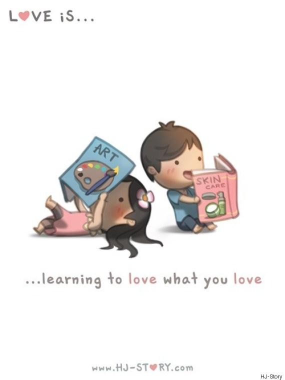 love illustrations