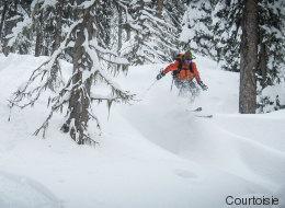 Ski : Suivez le guide au Mont Édouard (PHOTOS)