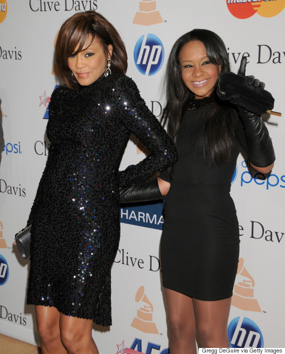 bobbi kristina brown facebook