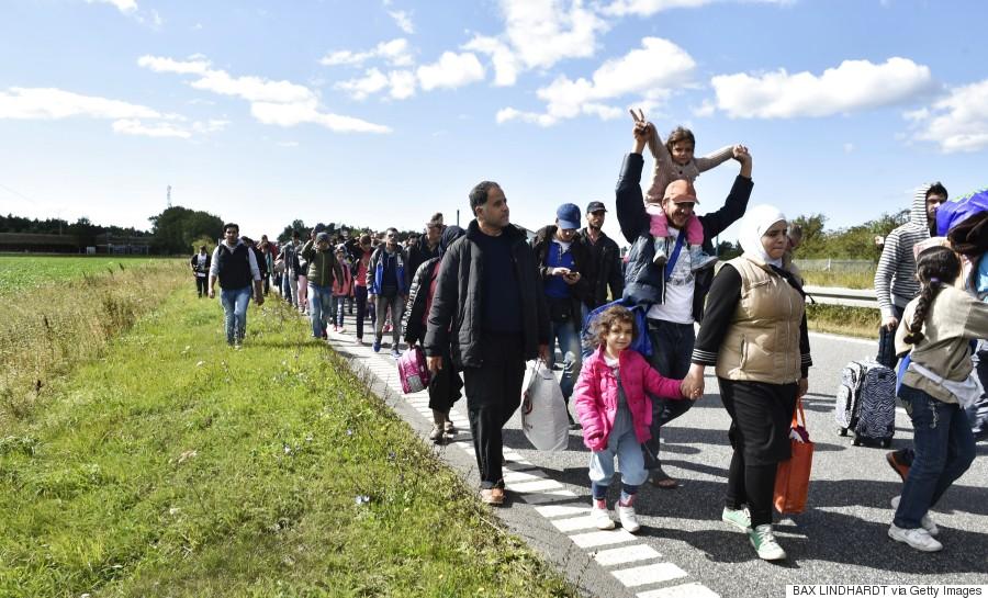 refugees denmark