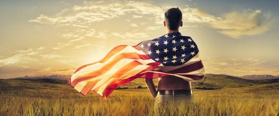 AMERICA SUCCESS FLAG