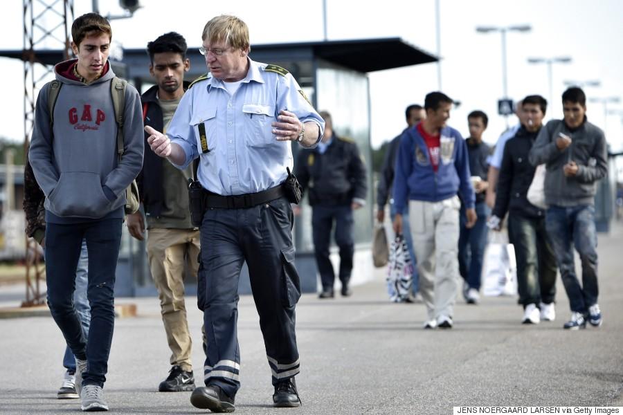 denmark refugee