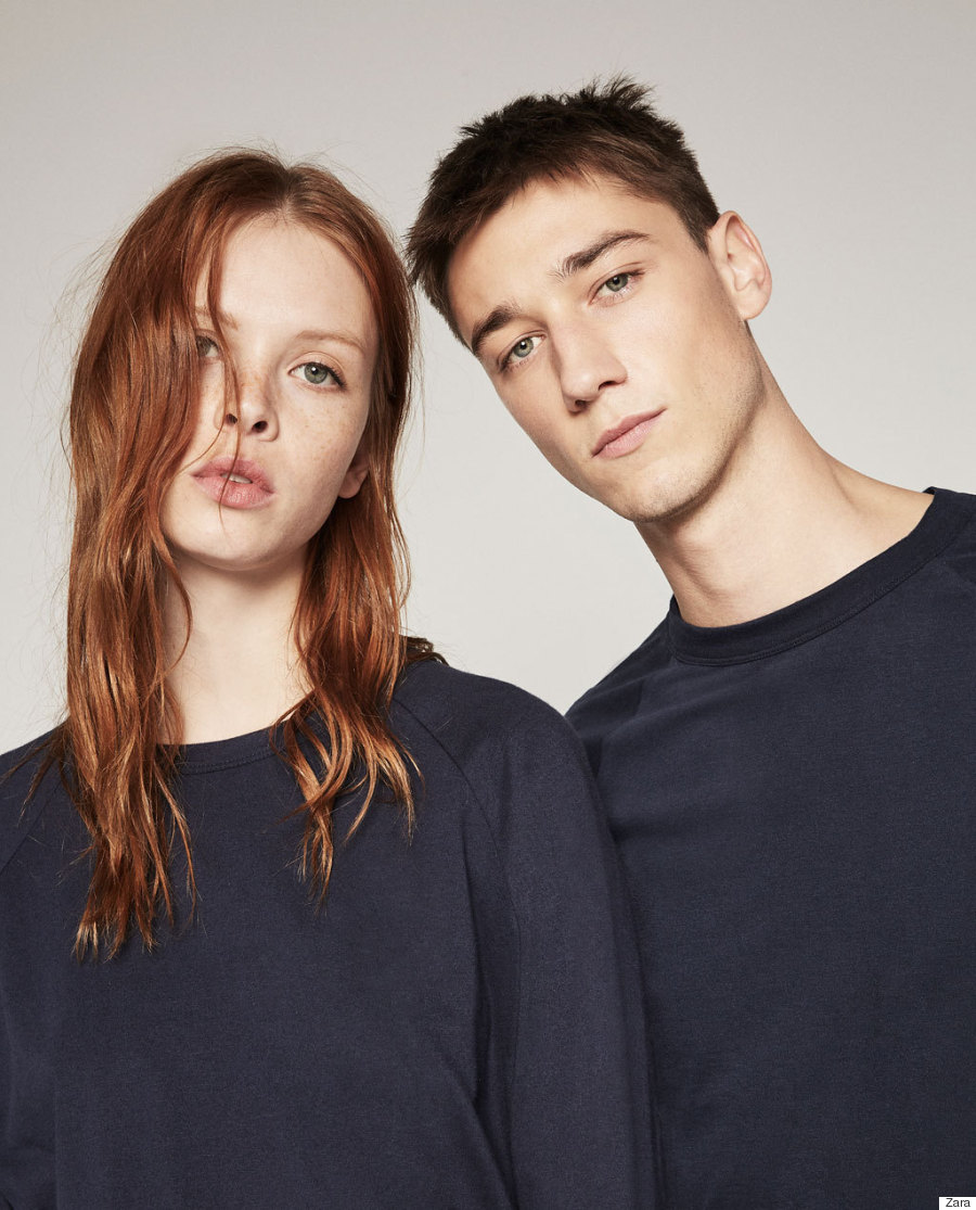 zara ungendered
