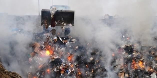 Military Burn Pits: The New Agent Orange?