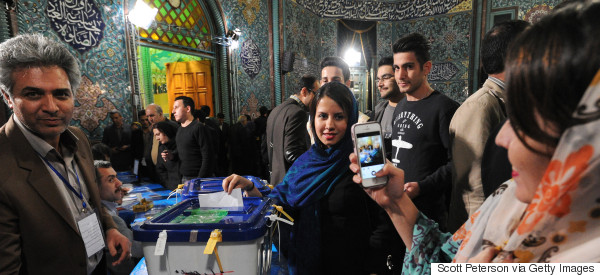 Key Players in the Iranian Elections: Reformists, Celebrities and Social Media
