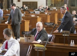 Nebraska Legislature Keystone Review Vote