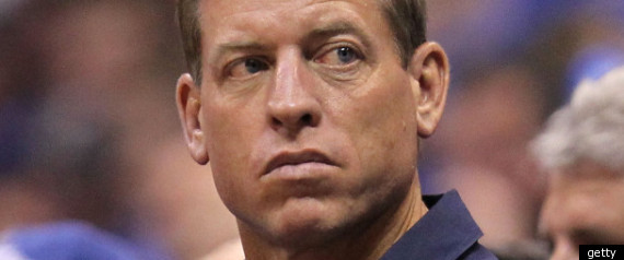 Troy Aikman -- The Secret Divorce. Troy. First Posted: 11/16/11 07:04 PM ET ...