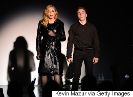 Madonna Breaks Down On Stage Over Rocco Custody Battle