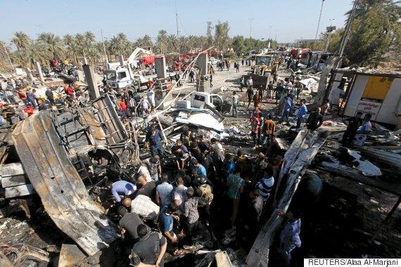 estado islamico bagda