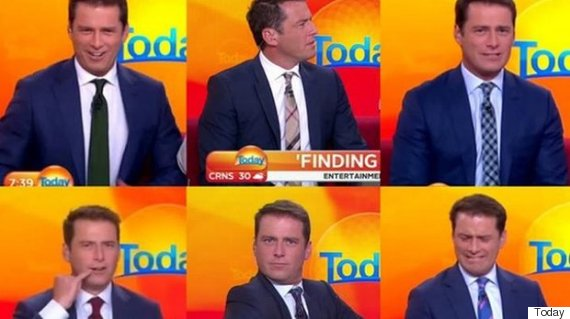 karl stefanovic suit